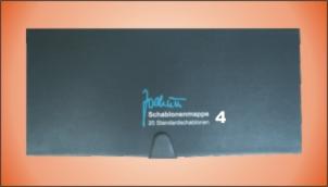 Schablonenmappe 4